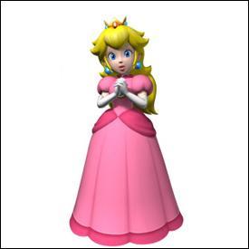 Comment s'appelle cette charmante princesse ?