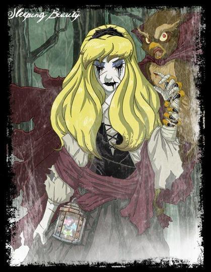 Après le baiser du prince charmant, Maléfique est revenue la transformer en zombie. Un véritable baiser pourrait lui redonner une apparence normale. Quelle est cette princesse ?