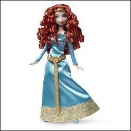 Elle a été tellement appréciée qu'on la retrouve en Barbie. Comment se nomme cette princesse ?