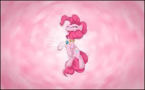 Quel élément représente Pinkie Pie ?