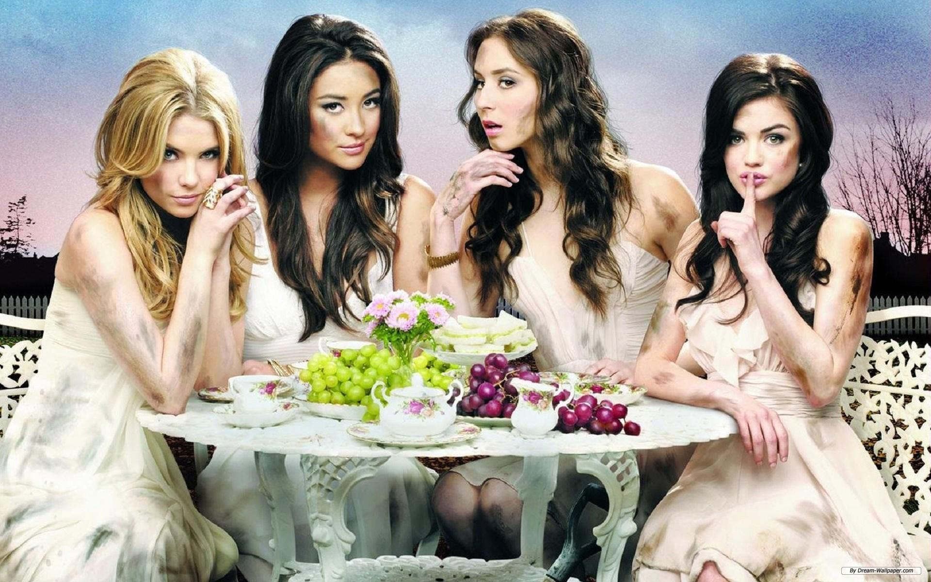 Pretty little liars - Personnages