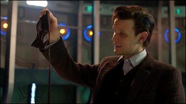Quelle est la première chose que le 11e Docteur a dit ?