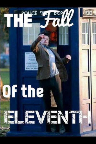 Quel est le dernier épisode avec le 11e Docteur ?