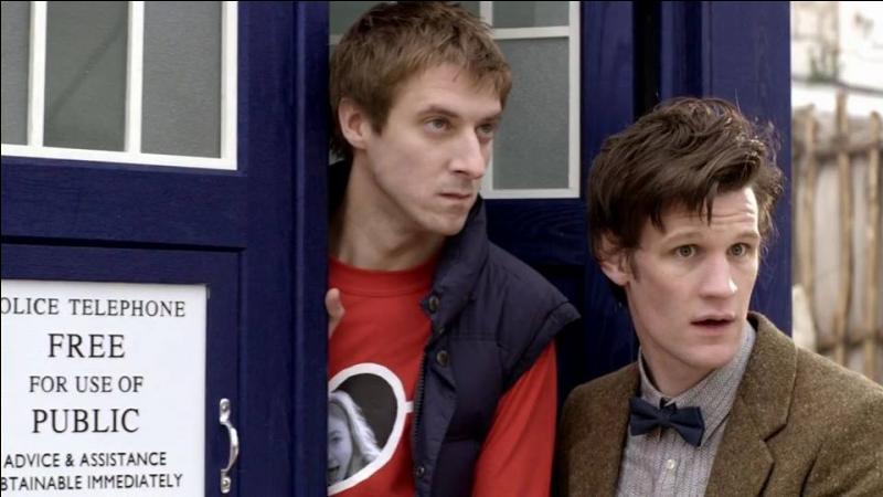 Le 11e Docteur a déjà embrassé :