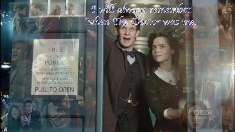 Dans combien d'épisodes voit-on le 11e Docteur ?