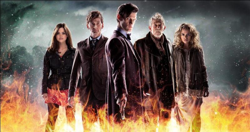 Combien d'incarnations du docteur y a-t-il dans cet épisode ?