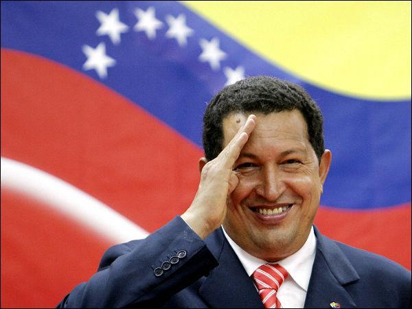 Mars : De quel pays Hugo Chávez était-il président ?