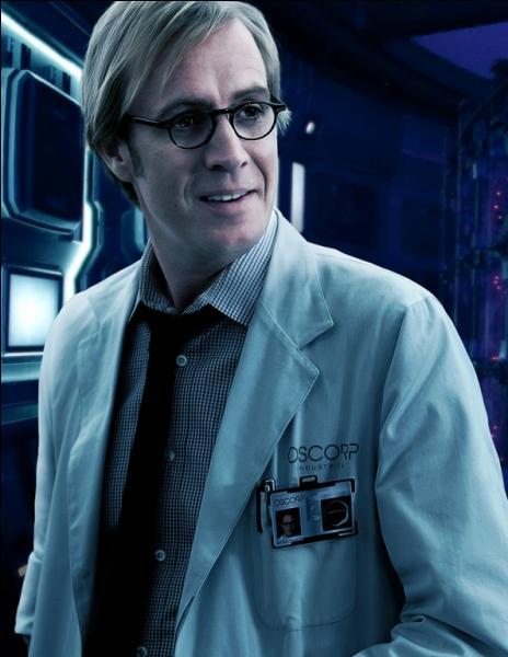 En quoi se transforme le Dr Curt Connors ?