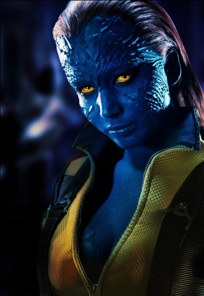 Qui incarne Mystique dans  X-Men : Le Commencement  ?