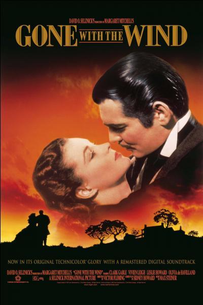 Vers la fin des années 1930, Ingrid Bergman attire l'attention du producteur David O. Selznick. Quel film, lauréat de l'Oscar du meilleur film, ce dernier a-t-il produit ?