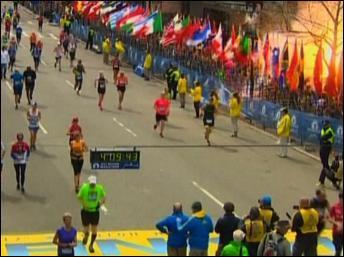 Avril : Dans quelle ville a eu lieu un attentat terroriste sur un marathon aux USA ?