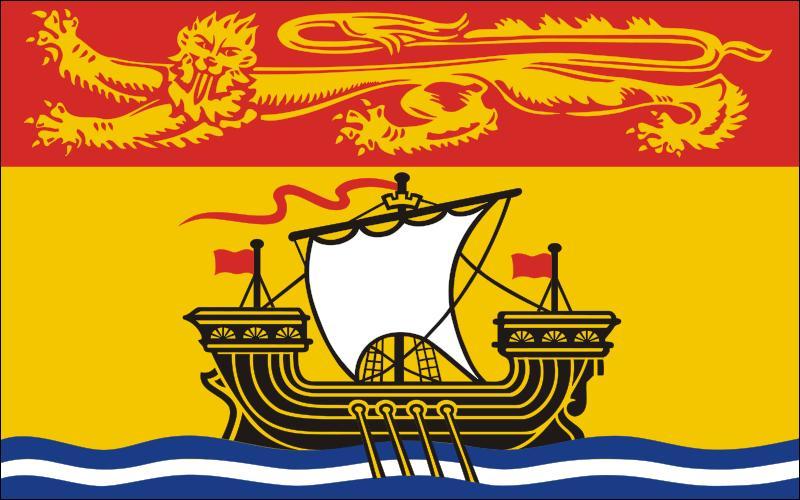 Quelle est la capitale du Nouveau-Brunswick ?