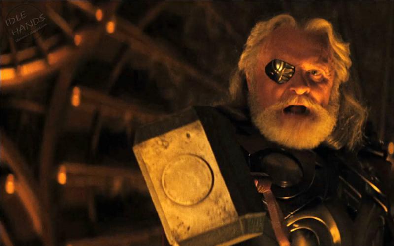 De qui Odin est-il le père ?