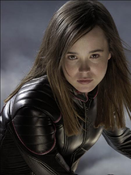 Quel pouvoir possède Shadowcat, jouée par Ellen Page ?
