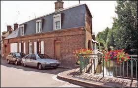 Damville est une commune haut-normande située dans le département n°...