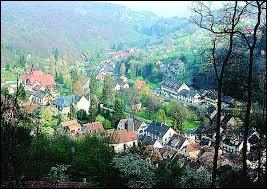 Je suis à Klingenthal, un hameau de la ville alsacienne d'Obernai. Je suis dans le département n° ...