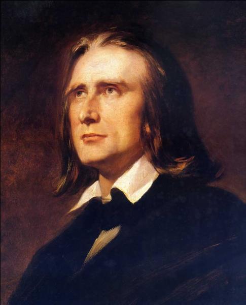 Ce pianiste hongrois, fut également un compositeur de tout premier ordre. Il a vécu au XIXe siècle. Qui était-ce ?
