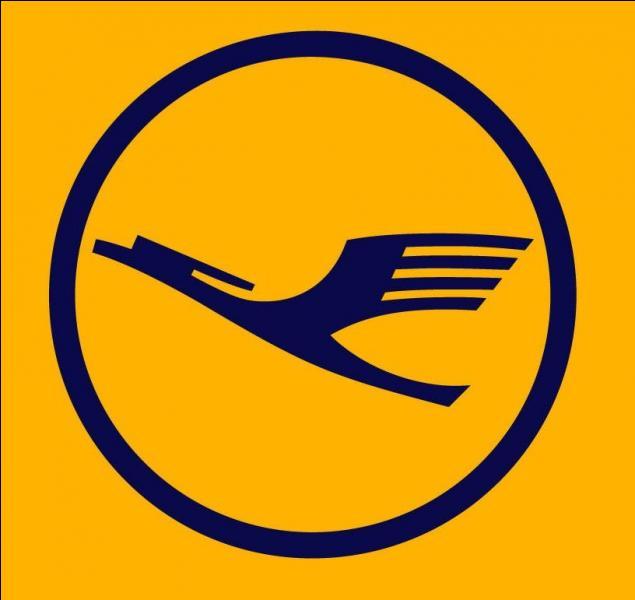 Quelle compagnie aérienne représente ce logo ?