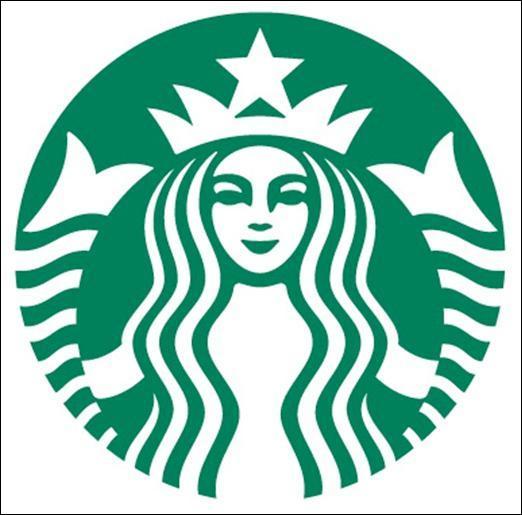 Quelle multinationale de cafés est représentée par ce logo ?