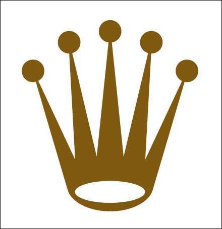 Quelle célèbre marque de montres est représentée par ce logo ?