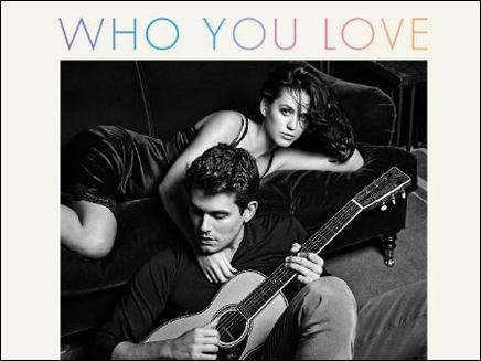 Avec qui a-t-elle fait en duo  Who You Love  ?