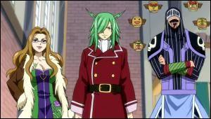 Qui Natsu a-t-il combattu durant l'épisode de la Battle of Fairy Tail ?