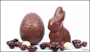 Que mange-t-on comme sucrerie à Pâques ?