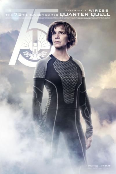 Au bout de combien de temps Katniss découvre-t-elle que le tic tac de Wiress est pour signaler l'arène = horloge ? Dans le livre.