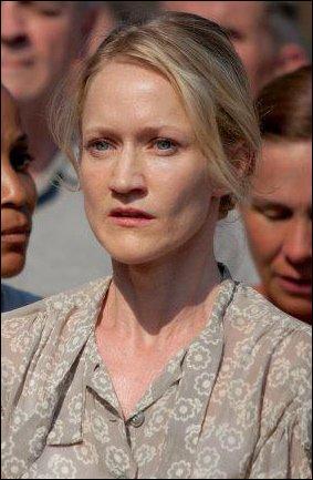 Est-ce que le film nous permet de connaître la mère de Gale, comme dans le livre ?