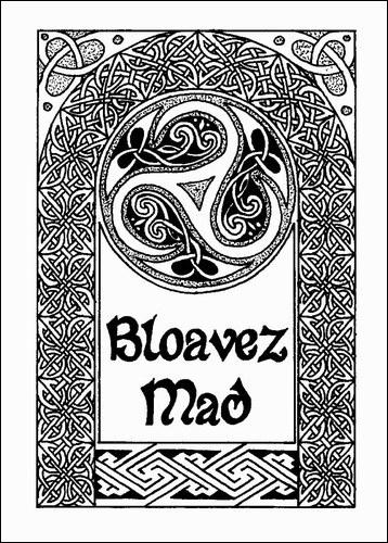 Bloavez mad