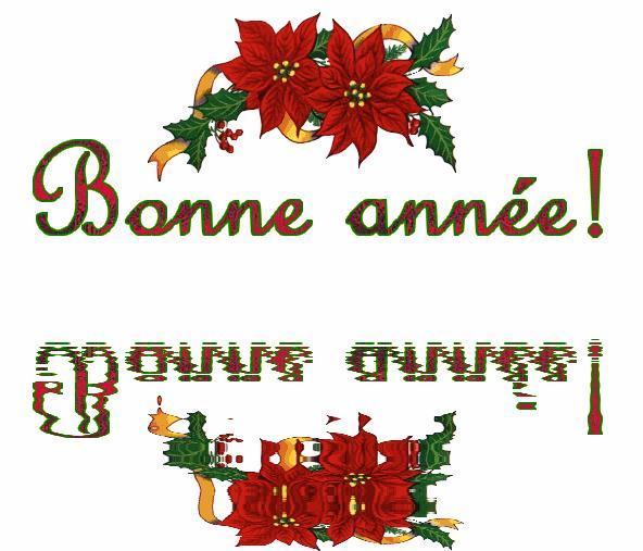 Bonne Année ! 1
