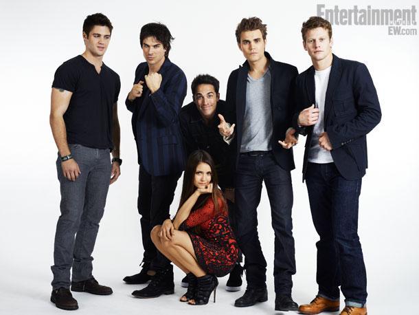 The Vampire Diaries - Saison 5