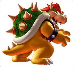Quelle est cette créature apparue dans  Super Mario  ?