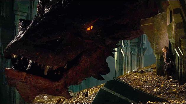 Quelle est cette créature apparue dans  Le Hobbit  ?