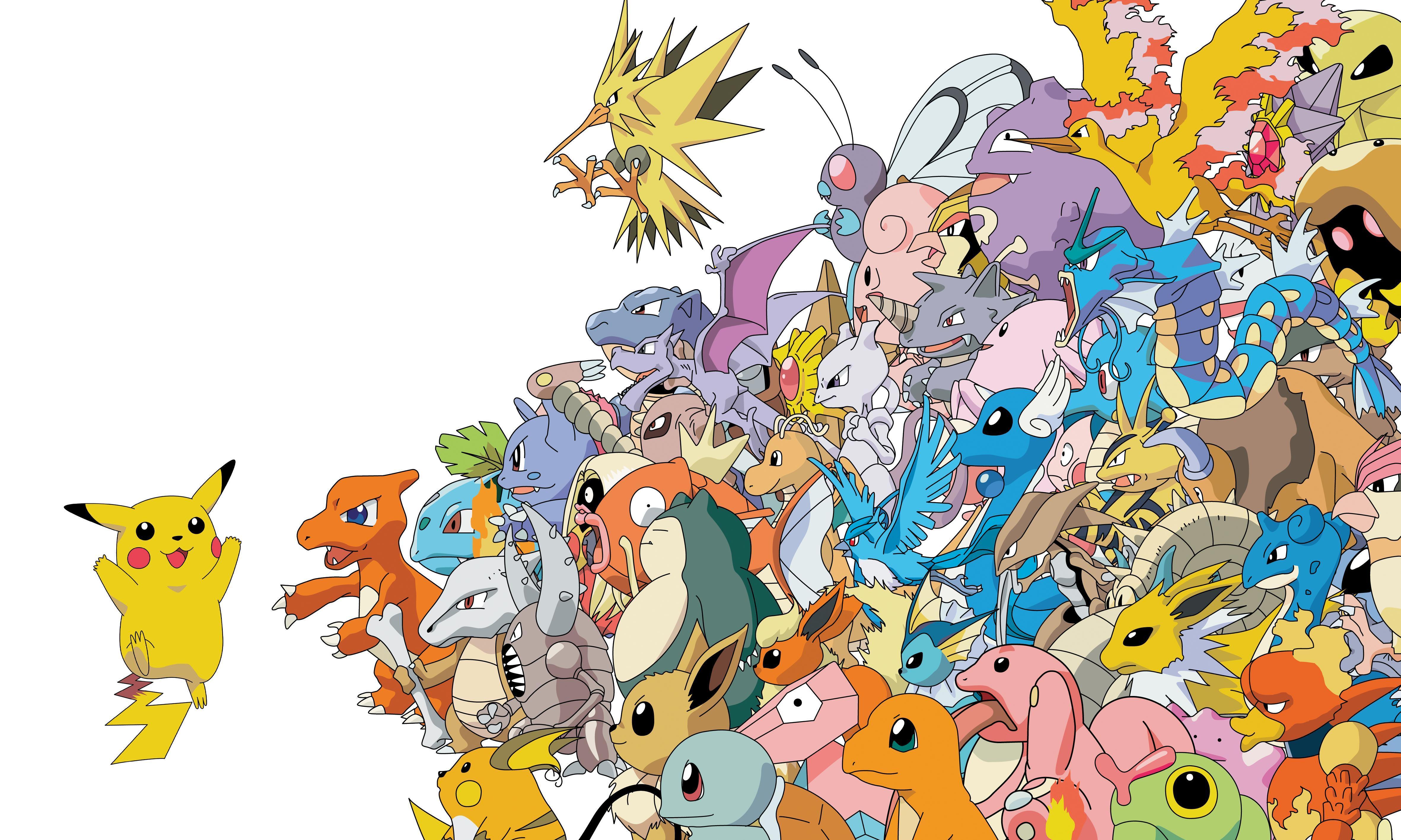 Les créatures de jeux vidéo et films