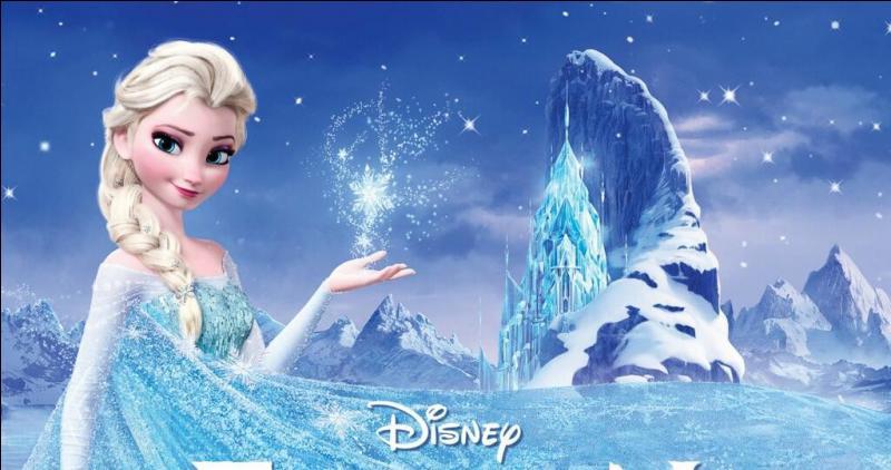 Quel est le pouvoir d'Elsa ?