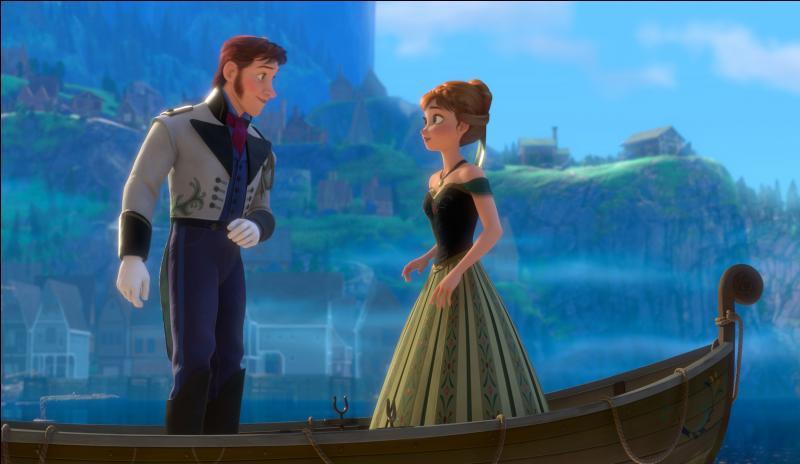 Que veut faire Anna ?