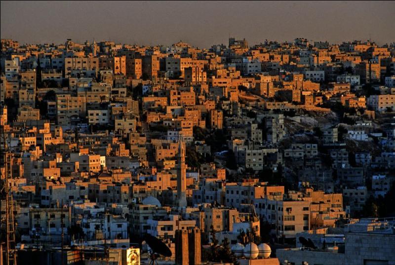 La Jordanie bénéficie t-elle d'un accès à la Méditerranée ?