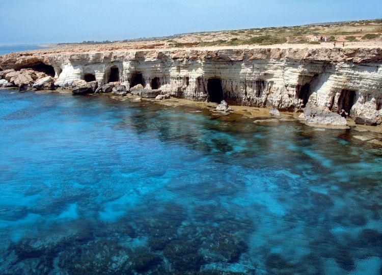 Pays et accès à la Méditerranée
