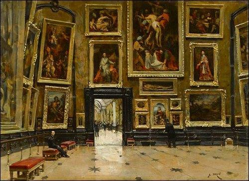 Art - Quel est le musée le plus visité au monde ?