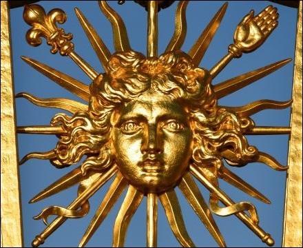 Histoire - Suite à quel événement Louis XIV a-t-il choisi le Soleil comme emblème ?