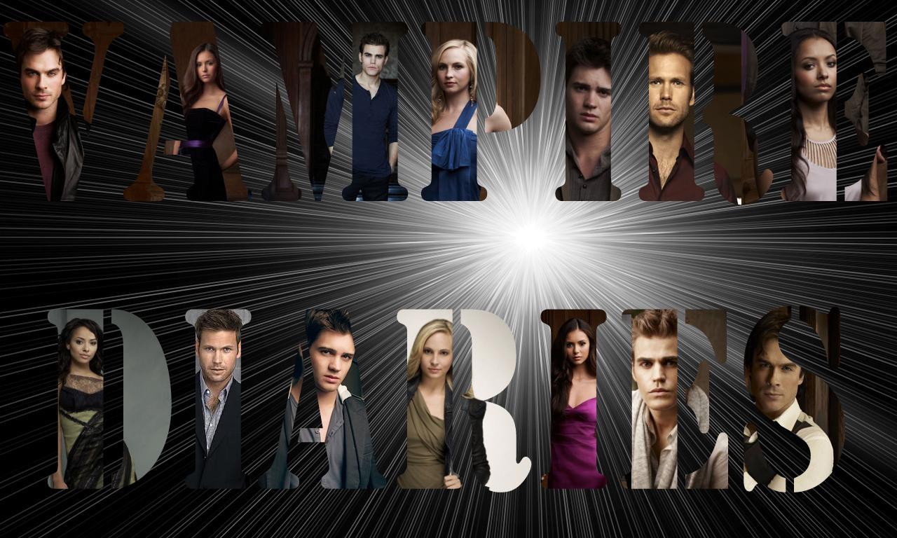 Vampire Diaries : qui joue qui ?