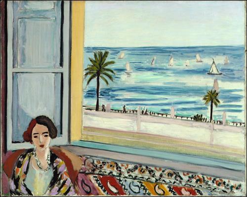 Qui a peint Fenêtre ouverte à Collioure ?