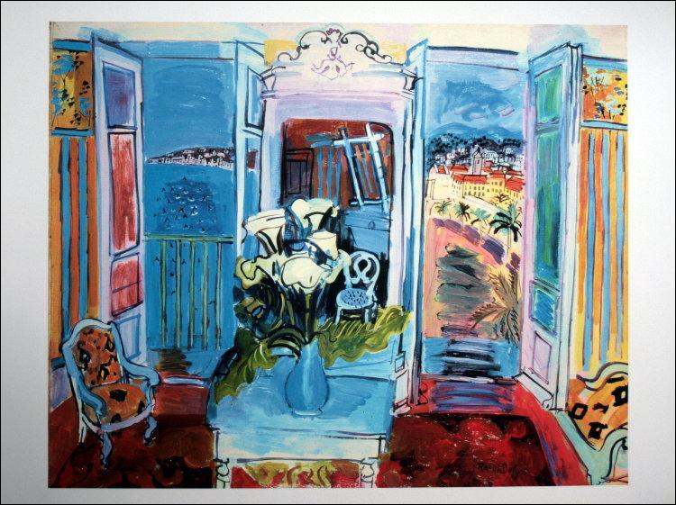 Qui a peint Intérieur à la fenêtre ?