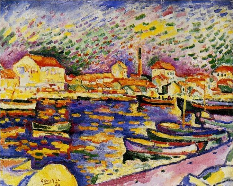 Qui a peint Le canal Saint Martin ?