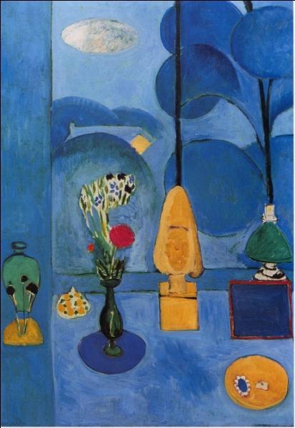 Quizz braque matisse ou dufy quiz peintures matisse for Matisse fenetre a tahiti