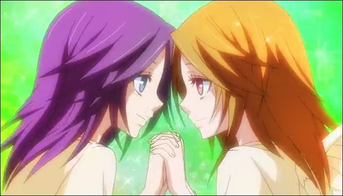 Nous sommes le frère et la soeur de Tsubaki. Qui sommes-nous ?