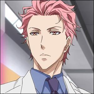 Je suis un docteur de la  research tower  et c'est moi qui ai pris en charge Azana. Qui suis-je ?