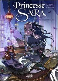 Quel est le nom du premier tome de Princesse Sarah ?