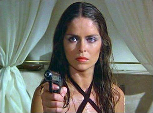Qui est la Bond Girl dans The Spy who love me ?